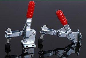 1 UNIDS Abrazadera Vertical Soldadura Rápida Clip de Fijación Alicates Carpintería Máquina de Grabado de Presión Abrazadera de Presión Jig Grinding Head Rápidamente Accesorios