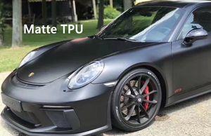 Самоисцеления Матовый TPU защитная пленка краски для автомобилей / КАЧЕСТВО PPF Как Suntek качество Размер: 1,52 * 15м (5x49ft профилирование)