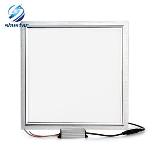 Panel de 24W LED 300x300 cuadrado lampada lámpara de techo interior led brillante alta blanco / blanco cálido con controlador led impermeable