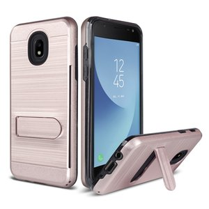 Per iphone X XS XR XS MAX 7 8 plus 6 s 6 plus Dual Layer Defender Armor Kickstand Phone Case con tasca per scheda