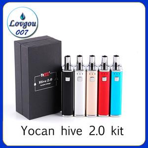 Yocan خلية 2.0 2 نوع من رذاذ ل الشمع النفط السجائر الإلكترونية vape القلم المرذاذ Yocan مربع وزارة الدفاع