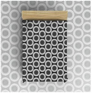 Flannel Fleece Blanket Lightweight Cozy Bed Sofa Blankets Super Soft Fabric Chrysanthemums Pattern