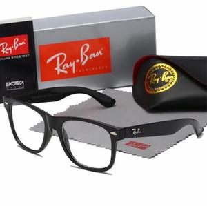 최근 판매 인기 패션 남성 디자인은 상자 2140 RB 사각형 접시 금속 조합 프레임 최고 품질 UV400 렌즈 선글라스