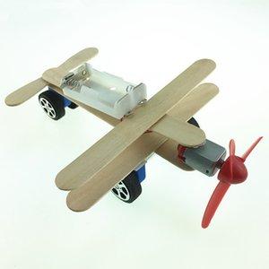Небольшое производство электрический раздвижной самолет DIY технологии изобретения студент наука эксперимент руководство материал научно-популярная модель