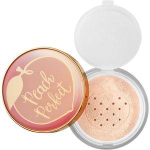 Top quality Peach perfect mattifying setting powder loose powder