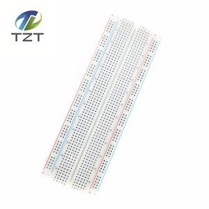 1 stücke Breadboard 830 Punkt Platine MB-102 MB102 Test Entwickeln DIY kit nodemcu raspberri pi 2 lcd Hochfrequenz