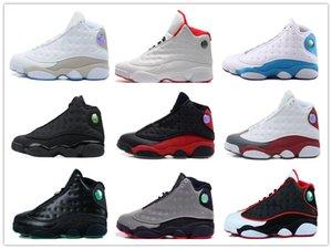 2019 дешевый новый 13S китай мужские баскетбольные кроссовки спортивная обувь высокого качества для мужчин много цветов США 8-12 бесплатная доставка