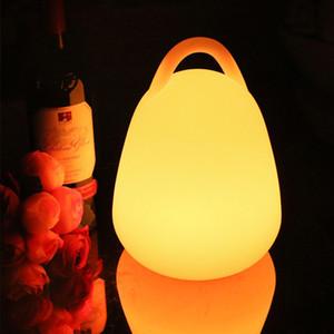LED الكرة خفيف، قابلة للشحن جهاز التحكم عن بعد الكرة للماء أضواء في الهواء الطلق الإضاءة أضواء ليلة الداخلية للالمنزل والحديقة