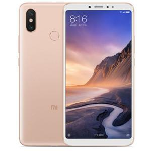 "Teléfono celular original Xiaomi Mi Max 3 4G LTE 4GB RAM 64GB ROM Snapdragon636 Octa Core 6.9 ""Pantalla completa 12MP ID de huella digital Teléfono móvil inteligente"