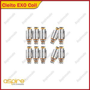 Originale Aspire Cleito EXO Sostituzione bobina 0.16ohm Miglior adattamento per Cleito EXO Serbatoio diverso da Cleito 120 bobina 5