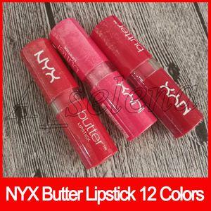أحمر الشفاه NYX BUTTER أحمر الشفاه