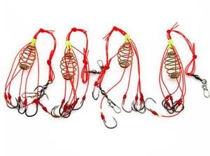 4 pçs / lote Alta Qualidade Capturar Pesca Capacidade Gancho HookFishing Tackle Pesca 31025