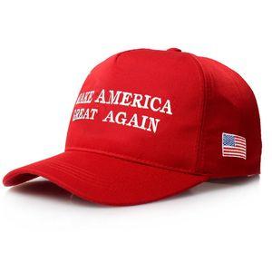 Faça América grande carta de novo Imprimir Hat 2017 Boné de beisebol republicano Snapback Polo Hat para o presidente EUA