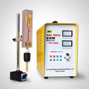 SFX-4000B 3000W Chine fabrication machine de forage électroérosion Portable robinet cassé décapant fabricant EDM érosion étincelle électrique