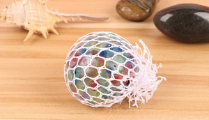 288pcs Autism Mood Squeeze Relief Toy Funny Gadget Vent Water polo dhl WJ 004