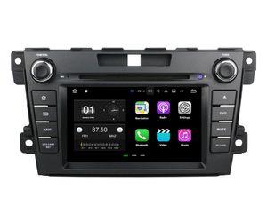 """1024 * 600 2din 7 """"Android 7.1 Radio de coche GPS Multimedia Unidad principal DVD de coche para Mazda CX-7 2012-2015 Con 2 GB de RAM Bluetooth WIFI Espejo-enlace"""