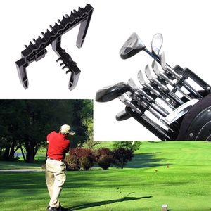 حامل الجولف 9 Iron Club حامل Goft Rod Rack مناسب لأي حجم من نوادي الجولف Golf Training الإيدز في الهواء الطلق