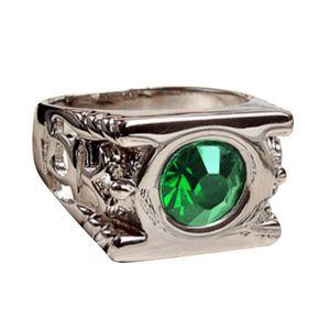Kukucos aanime europäische und amerikanische High Quality Justice League Ring Green Lantern Ring-Geschenk für Cosplay Fans