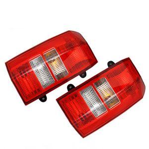 Tailights luces traseras del freno de cola trasera luces de la lámpara para Jeep patriot piezas de repuesto originales 2007 2008 2009 2010 2011 2012 2013 2014 2015