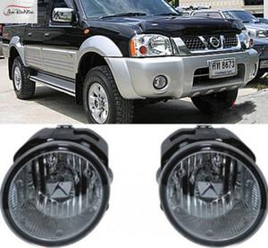 Nissan X-Trail / SINIRDA için Araç Sis Lambaları 2003 ~ 2004 Ön Sis Lambası Işık Lambası değiştirin Montaj kiti (bir Çifti)