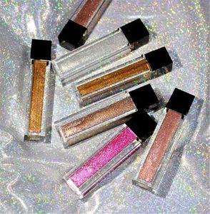 12colors Sexy Creme flüssiger wasserdichter Glanz und Matt Metallic Lippenstift Non Slip Cup Moisturizer Non Geschmolzene Schönheit Lip Makeup Lipgloss