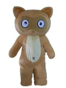 Venta de fábrica de descuento 2018 un traje de mascota asdlut marrón topo para adultos para usar