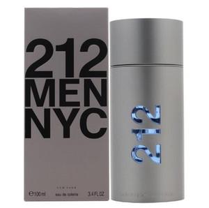 Alta Qualidade Perfumes Fragrâncias Perfumes Para Homens Saúde Beleza Duradoura Fragrância Desodorante Spray EAU DE Toilette Incenso Perfume 100 ml 3.4 oz caixa