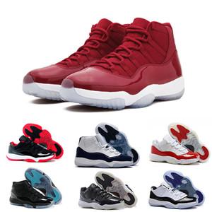 Самые продаваемые новые прибытия 11s PRM Heiress Black Stingray Мужчины Женщины Баскетбольные туфли 11 выпускной вечер Спортивная обувь PE PK PE бесплатная доставка