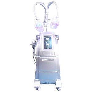 Equipamentos de crioterapia Congelado máquina de congelamento de gordura 360 grau de gordura gordo lidar com máquina de emagrecimento cavitação do vácuo rf sistema de beleza