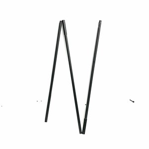 58 gramos por pieza Tent Superlight fibra de carbono pirámide postes Un poste de la tienda