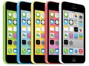 Original restaurado Apple iPhone 5C IOS 8.0 Dual Core A6 4.0 pulgadas Pantalla Retina 1136 * 640 HD 4G LTE 3G WCDMA Smartphone