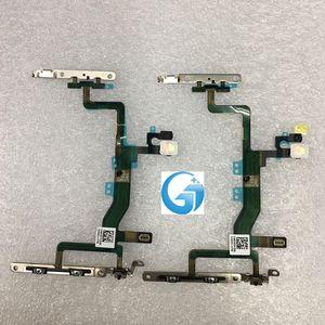 """Power On Off Flex Volume Button Switch Flexkabel für iPhone 6S 4.7 """"Ersatzteile"""