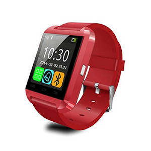 Bluetooth Smart Watch U8 Touch Screen Sport Wrist Watch with Pedometer Remote Control for IOS Android Smartphones