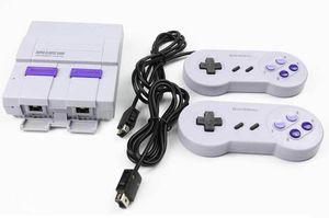 O novo Super Mini Game Console pode armazenar 660 jogos clássicos SNES NES PAL NTSC e com caixas de varejo