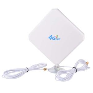 Huawei B525 35dBi 3G / 4G LTE-Signalantenne mit großer Reichweite (Router nicht im Lieferumfang enthalten)