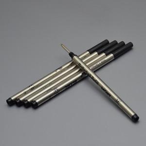 Yüksek Kaliteli siyah / mavi 0.7mm Kalem Yedekler mb silindir tükenmez kalem kırtasiye okul ofis yazmak için mürekkep kalem yedek kartuş aksesuarları pürüzsüz