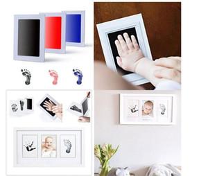 Baby Care Ungiftig Baby Handabdruck Footprint Impressum Kit Baby Souvenirs Casting Neugeborenen Fußabdruck Stempelkissen Baby Clay Spielzeug Geschenke
