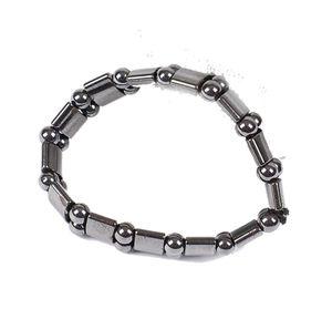 bracciali jewwelry bracciale unisex geometrica a forma di assistenza sanitaria magnetica hot fashion terapia ematite Bracciale