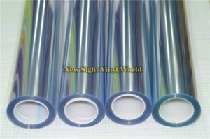 PPF 3 couches de film de protection de peinture vinyle clair pour voiture protéger feuille pour véhicule voiture peinture film de protection taille: 1.52 * 15 m / rouleau