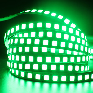 LED Strip 5054 SMD(5050 Upgraded) 16.4ft 600 LED Waterproof IP65 Flexible LED Tape Light Super Bright, 2 times brightness than 5050