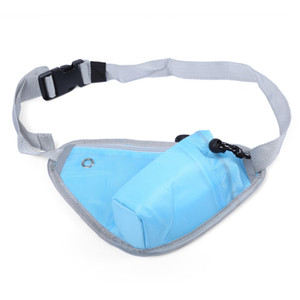 Multifunctional Outdoor Portable Triangle Waist pouch Useful for traveling, running, hiking, cycling, comfortable in all seasons
