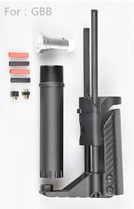 Акции PDW стиль горячие продать новое прибытие тактические для wargame только AR-15 M4 GBB AEG версия системы Алюминумакарбонатного волокна бесплатная доставка