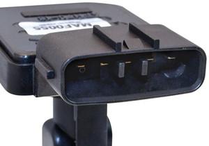O Envio gratuito de Alta Qualidade 22204-75010 MEDIDOR de SENSOR de AR MASSA de TACOM TACOMA DLX SR5 2.4L 2.7 Corredor T100 Base de 2.7L L4 Sensor De Fluxo De Massa de Ar