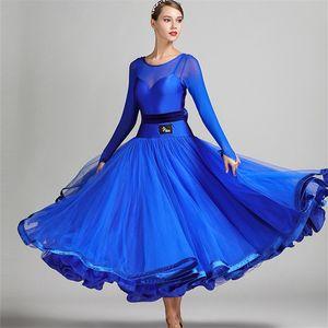 5colors Red Blue ballroom competition dress ballroom tango dresses standard waltz dresses dancing dress fringe