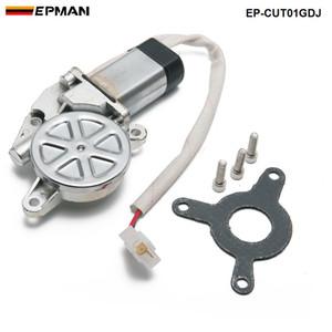 Für Abgas-E-Cutout Y-Rohr-Universal-elektronischer Abgas-Fernbedienungventilmotor für Abgasausschnitt EP-CUT01GDJ