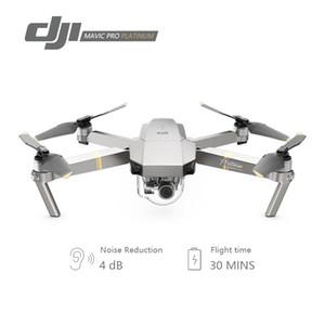 DJI Mavic Platin 4 K HD Video Kayıt 30mins Uçuş süresi 7 km Uzaktan Kumanda dji mavic pro drone