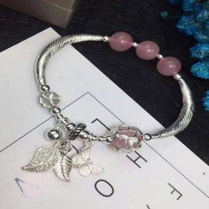 prendre bracelet mode cristal rose rose et douce la vente des bijoux chaîne de mode dame chaude 2018