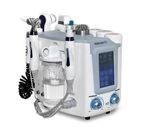 New arrival !!! Multi-function Microcurrent Bipolar RF Hydrodermabrasion Oxygen Spray Anti Aging Machine
