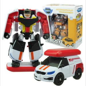 Robocar poli deformación de alta calidad burbuja coche Corea del Sur Thomas juguetes mezclan robocar poli2017 Nueva variante en caja coche de juguete coche mayorista Modelo