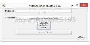 Mitchell Repair Mate 3.0 keygen